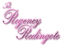 Regency Redingote Sidebar Header Logo